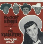 CD - Rockin' Bonnie & Mighty Ropers - Cause Of You