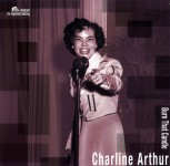 LP - Charline Arthur - Burn that Candle