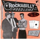CD - VA - Rockabilly Hoodlums