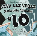 CD - VA - Viva Las Vegas Rockabilly Weekend Vol. 10