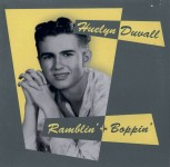 LP - Huelyn Duvall - Ramblin and Boppin