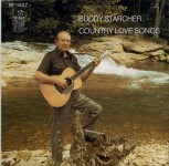 LP - Buddy Starcher - Country Love Songs