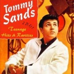 CD - Tommy Sands - Teenage Hits & Rarities