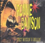 CD - Ronnie Dawson - Just Rockin' and Rollin'