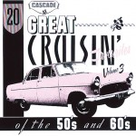 CD - VA - 20 Great Cruisin' Favourites Of The 50s And 60s Vol. 3