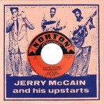 Single - Jerry Mccain - I'M A Ding Dong Daddy From A Rock'N'Roll City , Bell In My Heart