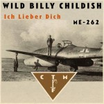 Single - Wild Billy Childish - Ich Lieber Dich, ME-262, Braun
