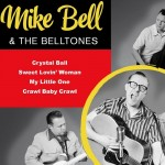 Single - Mike Bell & The Belltones - Crystal Ball (EP)