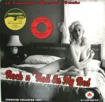 LP - VA - Rock'n'Roll In My Bed - Canadian Rockin Tracks