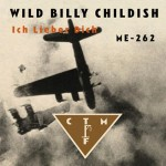 Single - Wild Billy Childish - Ich Lieber Dich, ME-262, Rot