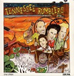 Single - Tennessee Rumblers - Down In Texas, Headin' South, Fire