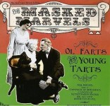 CD - Masked Marvels - Ol' Fats And Young Tarts
