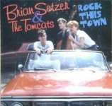 CD - Brian Setzer & The ToMc ats - Early Live Recordings - Rock