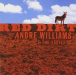 CD - Andre Williams - Red Dirt