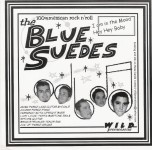 Single - Lil' Luis Y Los Wild Teens - Lil Luis - La Rebeldonna, Baby Baby Baby Blue Suedes - I Am In The Mood, Hey Hey Baby
