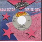 Single - Frankie Lymon & Teenagers - Love Is A Clown , Am I Fooling Myself Again