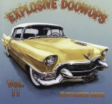 CD - VA - Explosive DooWops Vol. 11