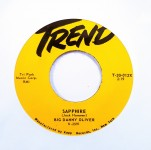 Single - Big Danny Oliver - Sapphire, I Wanna Go Steady