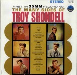 LP - Troy Shondell - The Many Sides Of. .