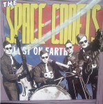 10inch - Space Cadets - Lost on earth