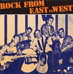 LP - VA - Rock From East To West
