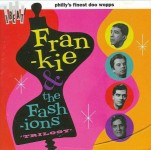 CD - Frankie & The Fashions - Trilogy