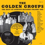 LP - VA - Golden Groups Vol. 56 - Best Of Norton Records 1