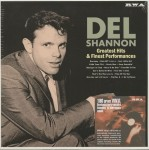 LP - Del Shannon - Greatest Hits & Finest Performances