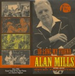 10inch - VA - So Long My Friend - Alan Mills - Never Forgotten