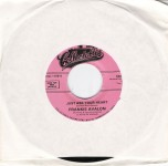 Single - Frankie Avalon - Just Ask Your Heart , Two Fools