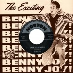 Single - Benny Joy - Spin The Bottle, Wild Wild Lover