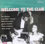 CD - VA - Welcome To The Club - Chicago Blues Vol. 2