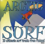 CD - Arctic Surf - 20 Ultimate Surf Tracks From Finland