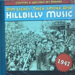 CD - VA - Country & Western Hit Parade 1947