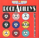 CD - VA - Ultra Rare Rockabillies Vol. 1
