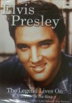 DVD - Elvis Presley - Legend Lives On - A Tribute To King