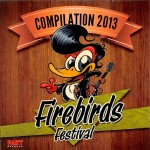 CD - VA - Firebirds Festival Compilation 2013