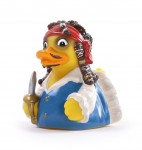 Kunststoffente - Captain Quack Mallard, Pirate of the Quackibeean