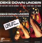 Single - Deke Dickerson - Deke Down Under
