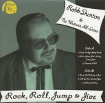 10inch - Robb Shenton & the Western-Allstars - Rock, Roll, Jump And Jive